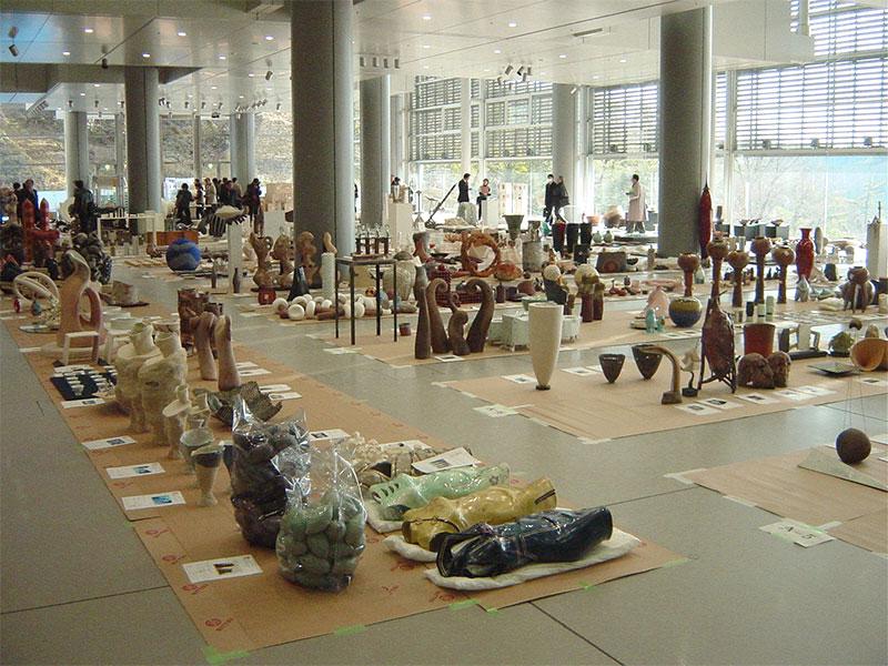 第7回国際陶磁器展美濃の審査会
