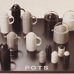 第1回の陶磁器デザイン部門のグランプリ受賞作品「POTS」
